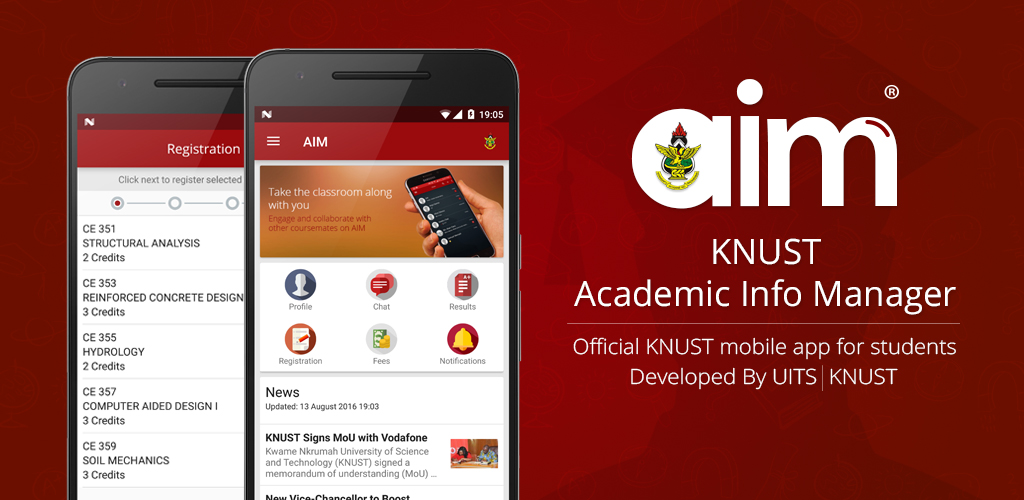 knust online thesis submission